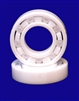Pack of 2 Full Ceramic 6211 ZrO2  Ball Bearings 55x100x21
