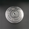 "6"" Inch Dia. clear acrylic Lazy Susan Turntable Bearing"