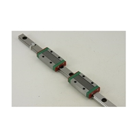 Miniature Square Linear Motion rail with 2 trucks L600mm