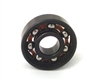 8 Skateboard Bearing Nylon Cage Open