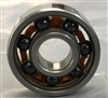 8 Ceramic Bearing ABEC-5 Quality dry with Silicon Nitride Balls Stainless Steel Open Skateboard Kit