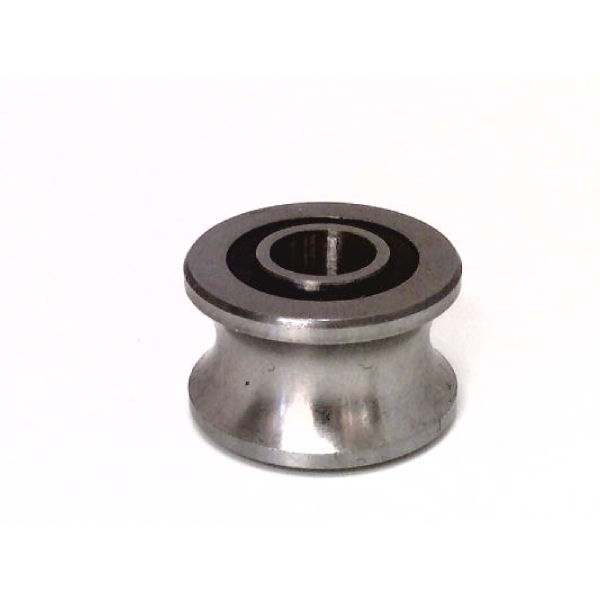 8mm Bore Bearing with 22 5mm Round Pulley U Groove Roller Wheel Ball  Bearing 8x22 5x14 5mm