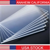 8x4 Feet 6mm Thick Clear Cast Acrylic Sheets 96 x 48 inch Cast Transparent