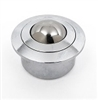 992 lbs Heavy Duty Machined Steel Ball Trans