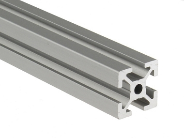 "20MM Aluminum Profile Extrusion Linear Rail 1000mm (39"" Inch) length"