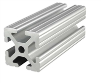 2020 Aluminum Extrusion Profile 20mm Linear Rail 5 Feet Long