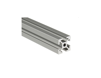 "20MM Aluminum Profile Extrusion Linear Rail 800MM (31"" Inch) length"