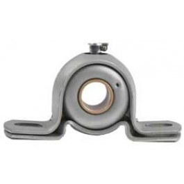 "1"" BEH16A Extra Strength Pillow Block Mounted Bearing 13-Gage"