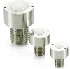 NBK Made in Japan BRUCS-16-N Cap Screw Type Ball Transfer Unit for Upward Facing Applications