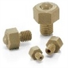 NBK Made in Japan BRUHP-6-P Hexagon Head Screw Type Ball Rollers for Upward, Downward and Sideward Facing Applications