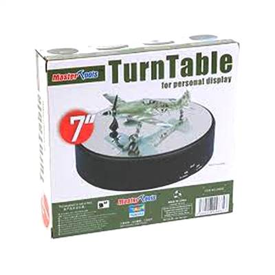7 inch Battery Operated Lazy Susan