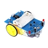 DIY Batteries Operated Tracking Line Smart Toy Car Kit