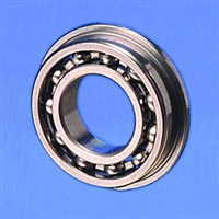 F683 Flanged Shielded Miniature bearing  3x7x3 Made in Japan