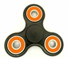 Fidget Hand SpinnersToy with Center Ceramic Bearing, 2 caps and 3 outer colored Bearings