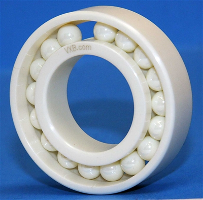 Wholesale Pack of 30 6805 Full Complement Full Ceramic ZrO2 Bearing 25x37x7