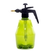 Hand Pump Disinfecting Sprayers Transparent Plastic Alcohol or Sanitizer Bottle