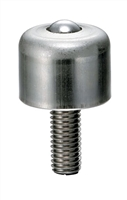 IGuchi made in Japan IS-10SN Stainless Steel Machined Stud Mount Ball Transfer