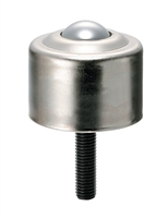IGuchi made in Japan IS-19SN Stainless Steel Machined Stud Mount Ball Transfer