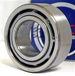 5211 Nachi 2 Rows Angular Contact Bearing 55x100x33.3 Japan Bearings