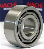 5305 Nachi 2 Rows Angular Contact Bearing 25x62x25.4 Japan Bearings