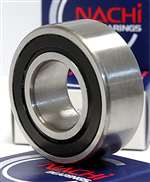 5203-2NSL Nachi 2 Rows Angular Contact Bearing 17x40x17.5 Bearings
