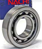 NU214 Nachi Cylindrical Bearing Steel Cage Japan 70x125x24 Bearings