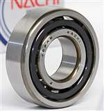 7203CYP4 Nachi Angular Contact Bearing 17x40x12 Abec-7 Japan Bearings