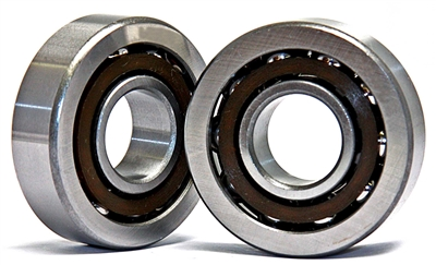 2 Angular Contact Bearing 7304B 20x52x15