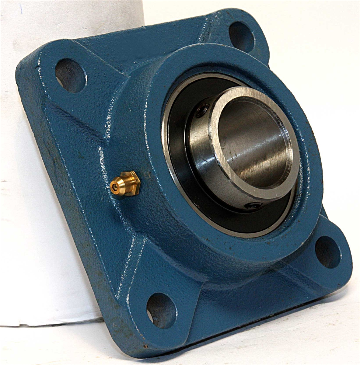 """Qty.2 1-1//2/"""" UCF208-24 Quality square flanged UCF208 Pillow block bearing ucf"""