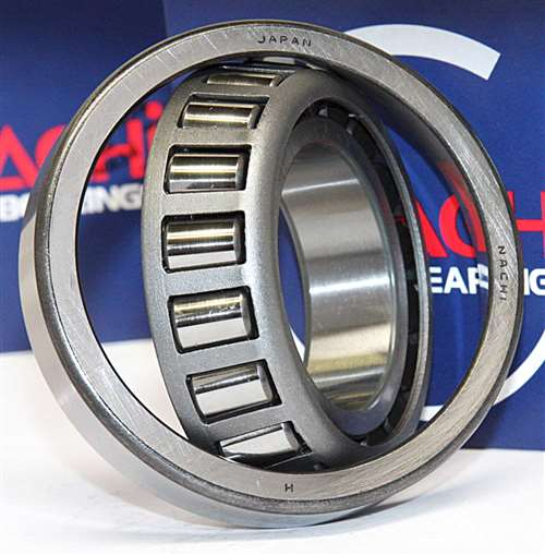 N207 Nachi Roller 35mm x 72mm x 17mm Steel Cage Japan Cylindrical Bearings