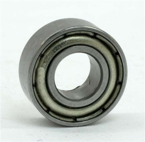 MR105ZZ Bearing 5x10x4 Shielded Oil Miniature Ball Bearings