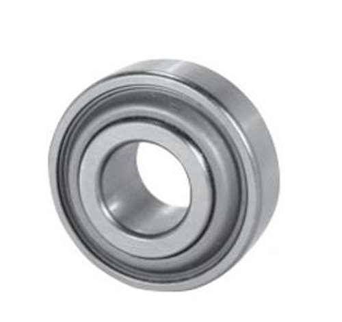 0.750 x 1.625 x 0.4375 inch Steel Ceramic Balls ZrO2 Red Sealed 8818