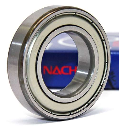 Nachi 6211ZE Single Row Deep Groove Ball Bearings