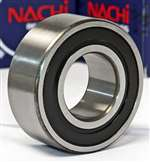5211-2NS Nachi 2 Rows Angular Contact Bearing 55x100x33.3 Bearings