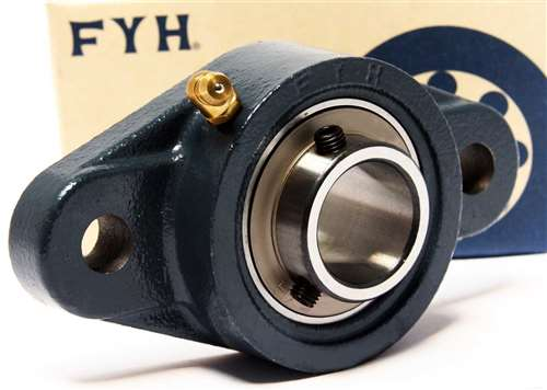 """FYH brand UCF204-12 four bolts flange mount 3//4/"""" id bearings UCF 204"""