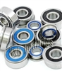 Team Associated Rc10 Worlds W/bell Crank 1/10 Scale Bearing Bearings