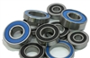 Team Losi CAR 8ight (w/out Clutch Brgs) 1/8 Scale Bearing set Bearings