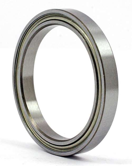 S6007 Bearing 35x62x14 Stainless Steel Open Ball Bearings