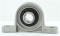 8mm Bore P08 Bearing Miniature Pillow Block Mounted Bearings