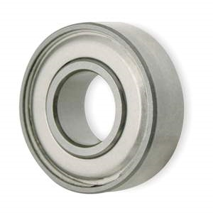 "SR1212ZZ Stainless Steel Shielded 1/2""x3/4""x5/32"" inch Bearings Pack of 10"