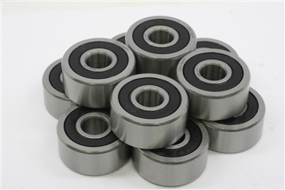 "10 GO Kart Wheel Bearing 99502 5/8"" C Clip Sealed"
