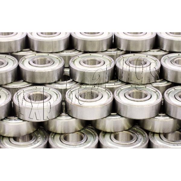 """10 Bearing R4Z 1//4/""""x5//8/""""x0.196/"""" Shielded Ball Bearings"""