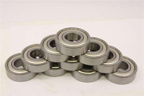 Wholesale Lot 10 Ball Bearings 5x8 Sealed 5x8x2.5 VXB