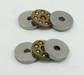 "2 Thrust Bearing 3.175x12x6 ID=1/8"" inch Bore"