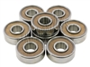686-2RS 6x13x5 Sealed Miniature Bearing Pack of 10
