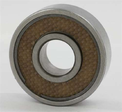 Size 608 8mm x 22mm x7mm Ceramic Metal Sealed Bearing