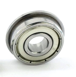 10 Flanged Bearing 4x8x3 Shielded Miniature