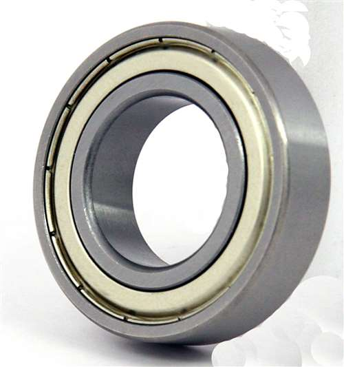 6207ZZ 35x72x17 Shielded 35mm//72mm//17mm 6207Z Deep Groove Radial Ball Bearings
