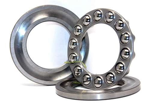 10 Thrust//Angular Contact Bearing 17mm x 40mm x 10mm