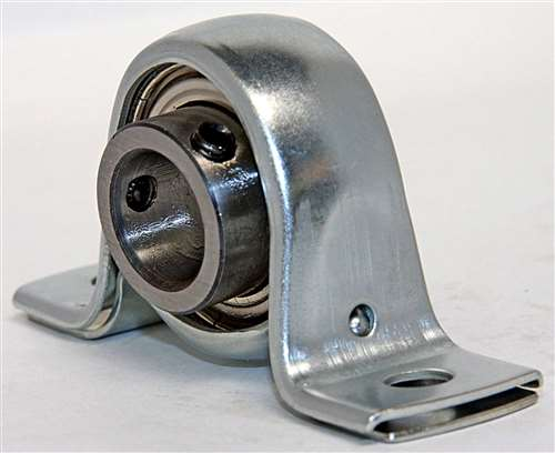 """SBPP205-14  7//8/""""  Stamped Steel Pillow Block Bearing High Quality!"""